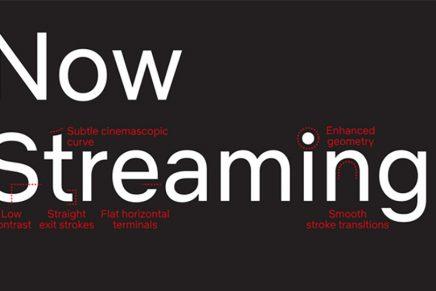Netflix Sans, la nueva tipografía personalizada de Netflix