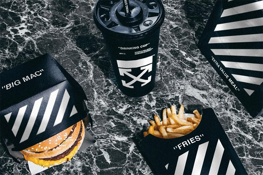 branding para mcdonalds