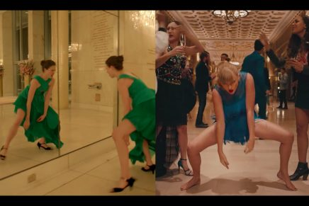 Taylor Swift acusada de plagio por su último videoclip