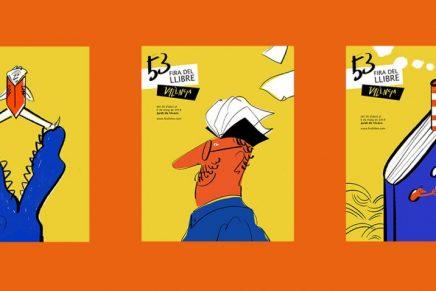 Entrevista a Lalalimola, creadora del cartel de la 53 Fira del Llibre de València