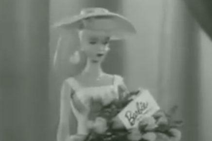 ¿Cuál fue el primer spot de Barbie?