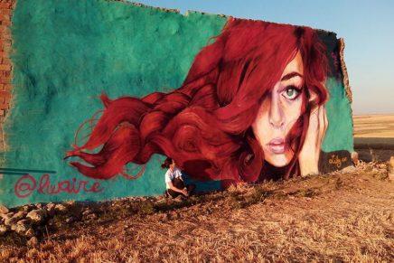 Lily Brik, la artista urbana leridana que triunfa en Europa