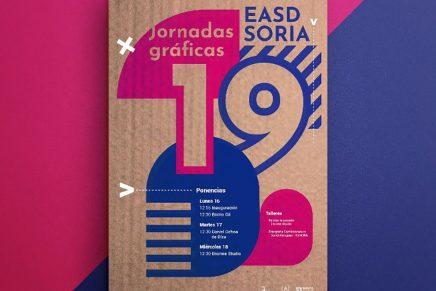 Llegan las XIX Jornadas Gráficas en la EASD Soria