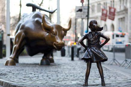 'Fearless Girl', la multigalardonadacampaña de publicidad que lucha por la diversidad de género