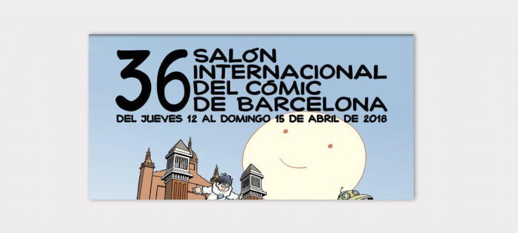 36 Salon internacional del comic de barcelona 2018