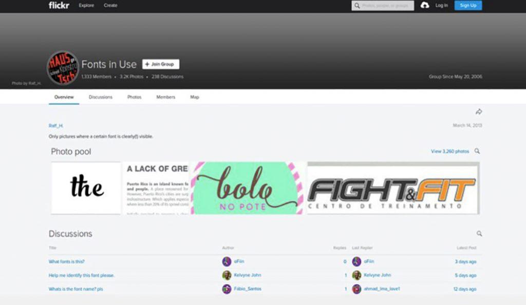 7 plataformas web para buscar e identificar tipografías