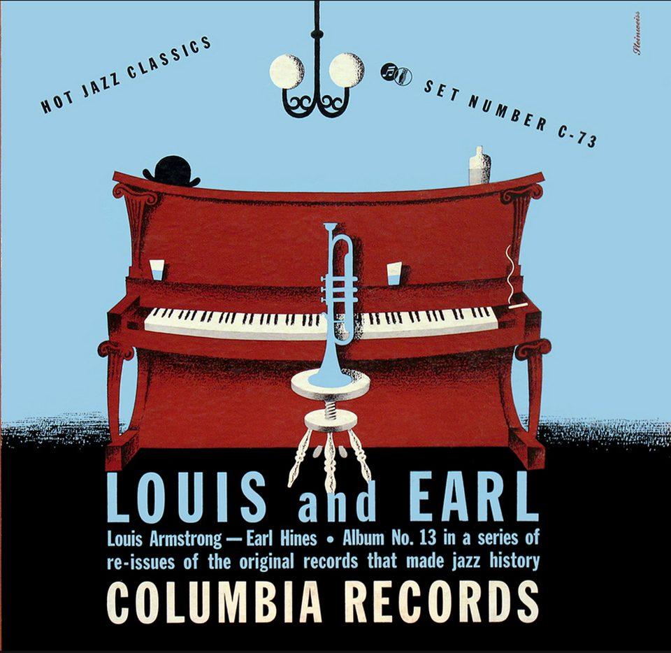 Alex Steinweiss portadas de jazz