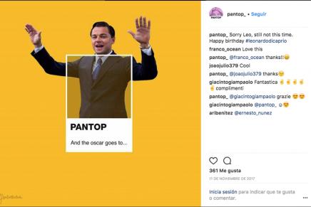 PANTOP: ¿Cómo serían los iconos de la cultura pop si fueran muestras de PANTONE?