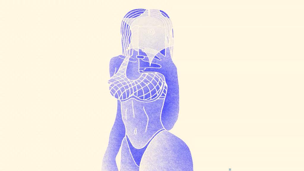 Anna Ginsburg muestra lo rápido que evoluciona el concepto de belleza en su último corto