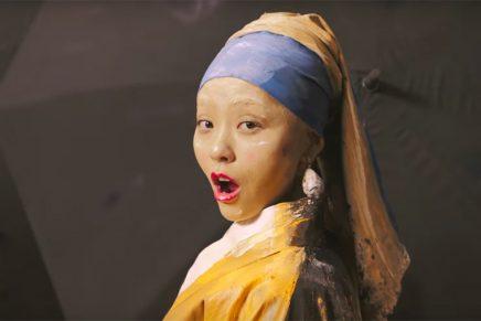 Celebra la historia del arte al ritmo de Jane Zhang