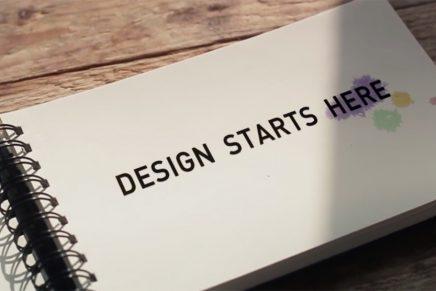 Design Starts Here, el corto de Elias Freiberger que hace reflexionar sobre la inspiración