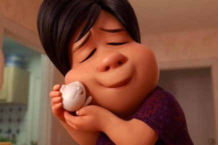 Bao, el primer corto de Pixar dirigido por una mujer