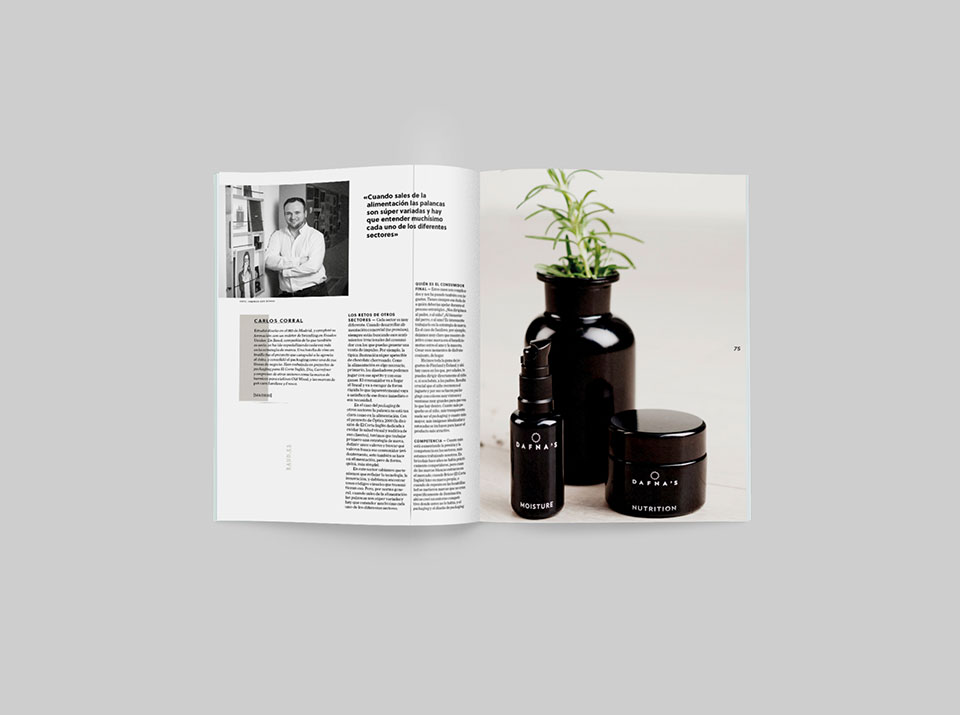 revista graffica 9 packaging baud carlos corral