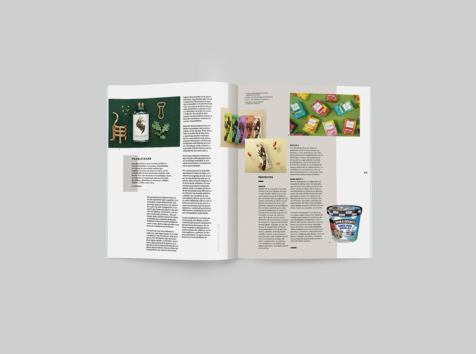 revista graffica 9 packaging Pearflisher doble