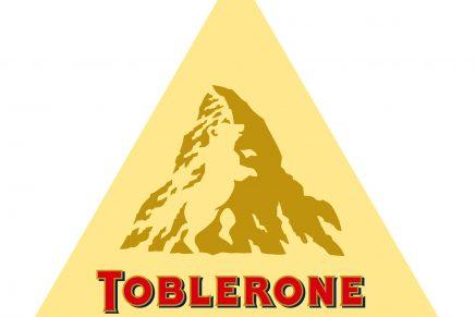 ¿Qué esconde la montaña del logotipo de Toblerone?