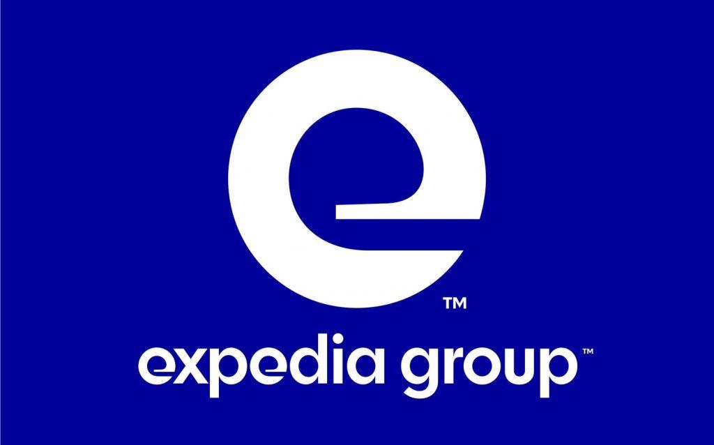 Nueva identidad tipografica para Expedia Group
