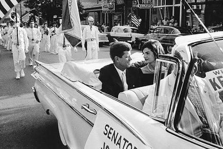 El trabajo de Mark Shaw expuesto 55 años después del asesinato de J.F. Kennedy