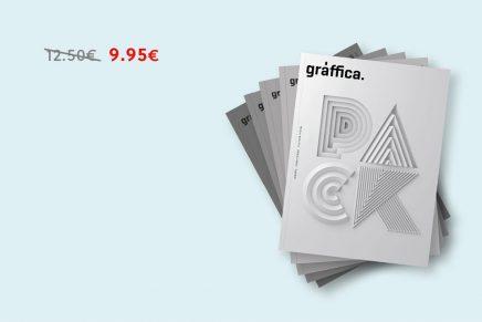 Ahora los suscriptores de la revista Gràffica tienen más ventajas