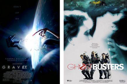 ¿Qué pasaría si se mezclaran en una las películas de E.T y Gravity? Olivier Gamblin presenta su idea