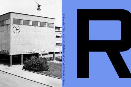Rektorat; una familia de tipos digitalizadas a partir de letras creadas en 1933