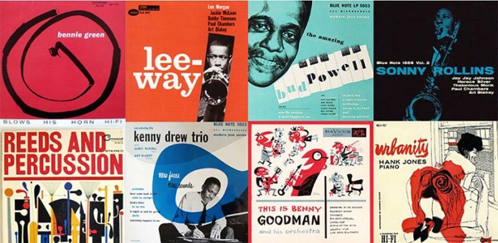 10 diseñadores de portadas de jazz que no deberían caer en el olvido
