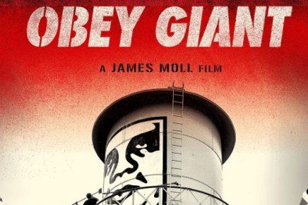 'Obey Giant: El arte de Shepard Fairey', la historia del autor del icónico poster HOPE de apoyo a Obama