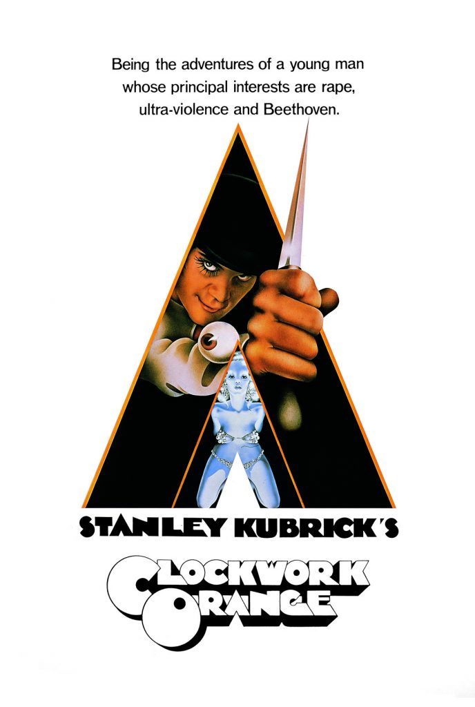 A Clockwork Orange portada de Bill Gold