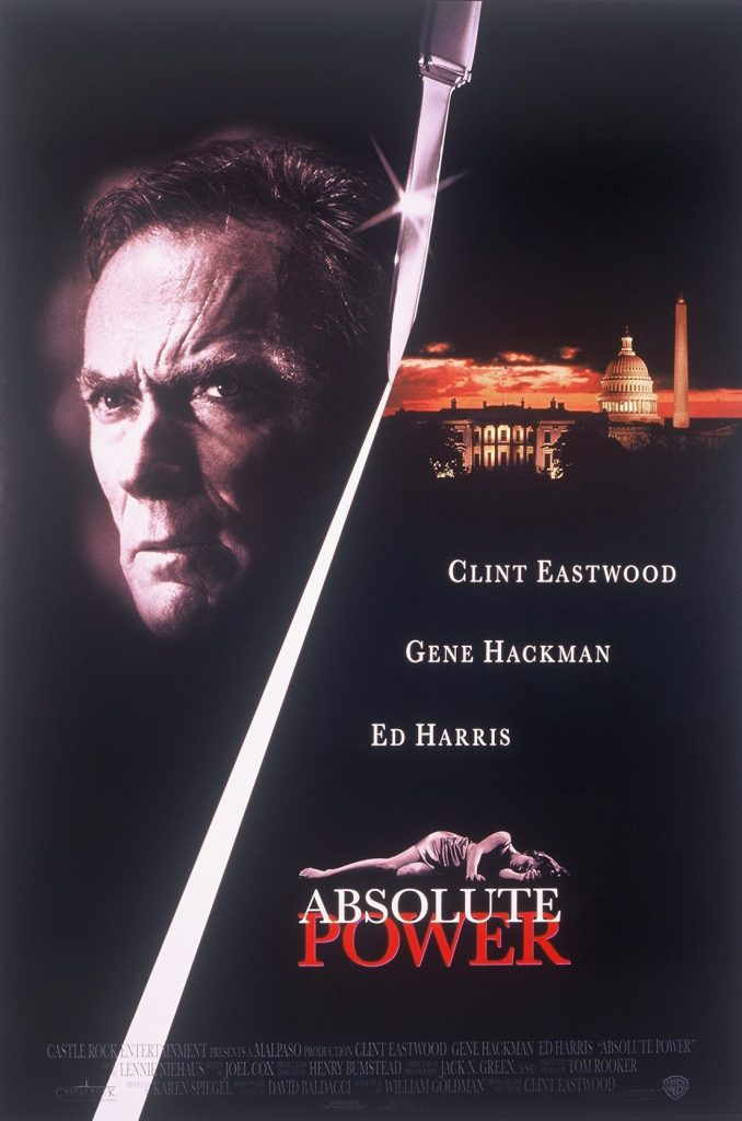 Absolute Power portada de Bill Gold