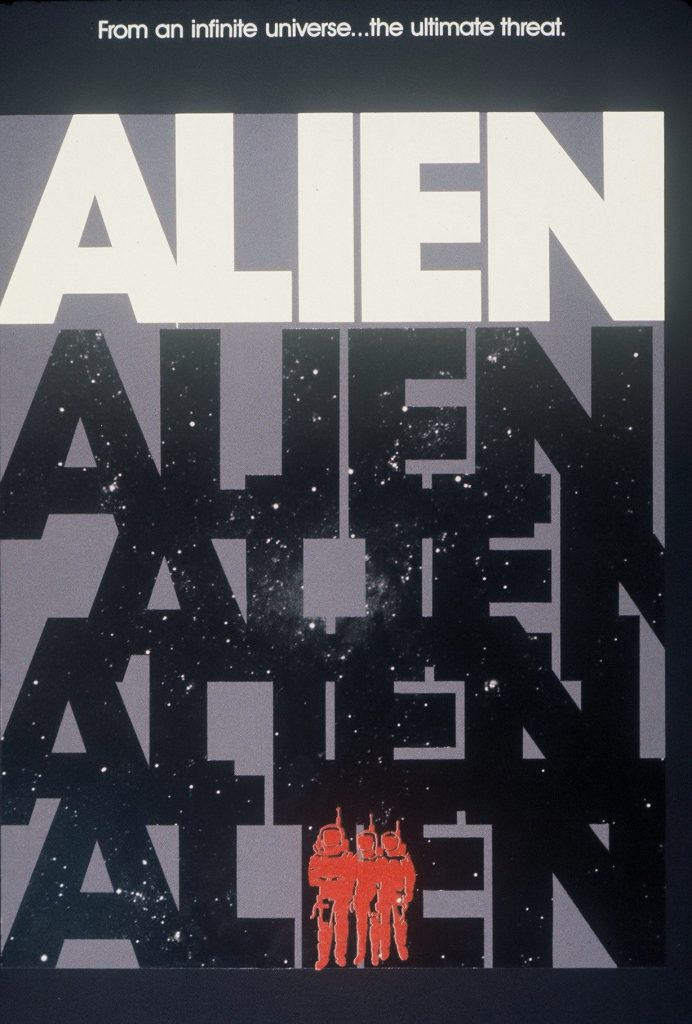 Alien portada de Bill Gold