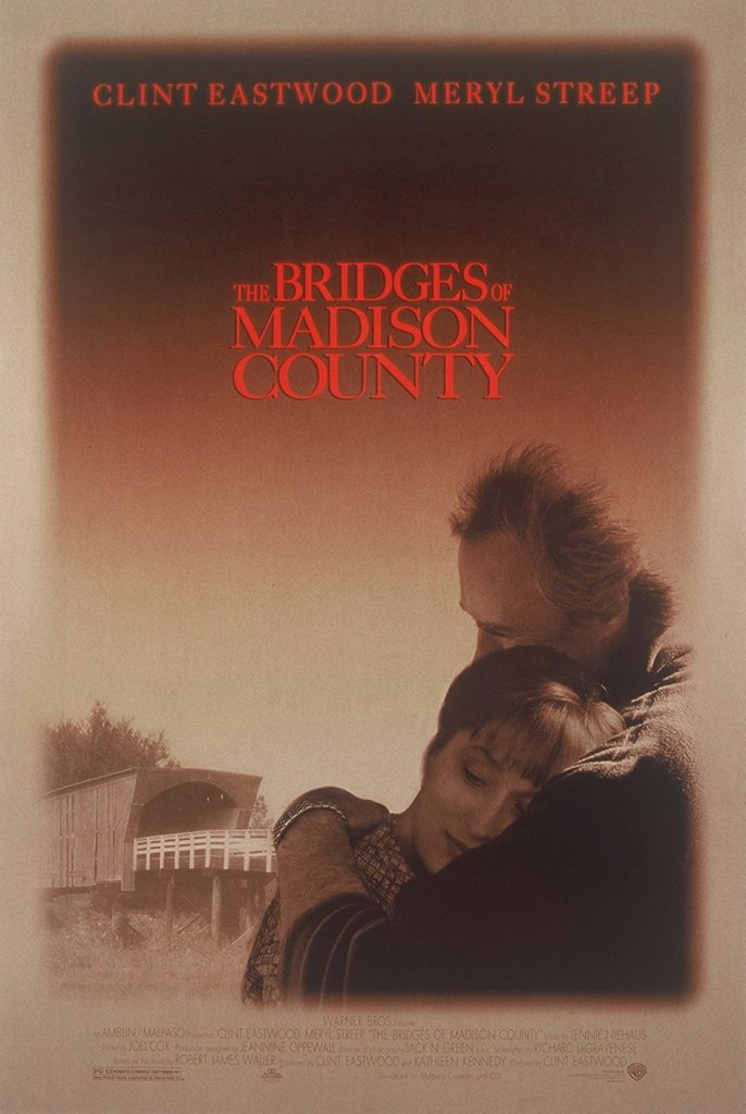 The Bridges of Madison County portada de Bill Gold