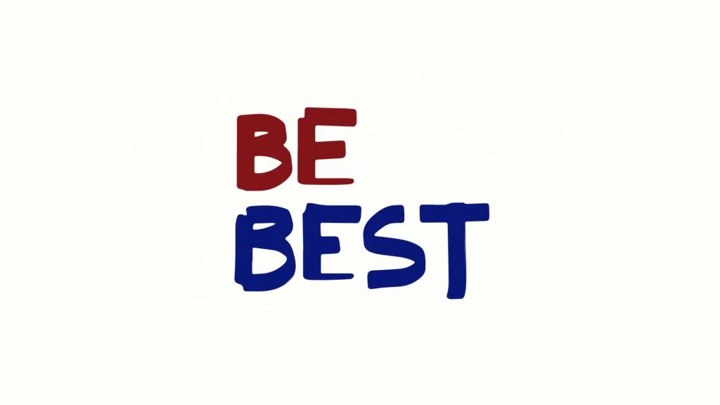 Be Best, logo de Melania Trump
