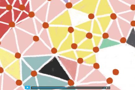 El vídeo animado de Emilio Yebra para la canción 'Breed' de Étoimoi