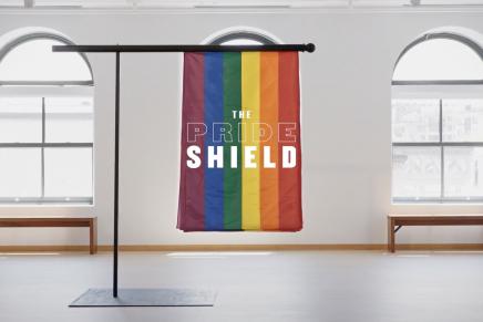 «The Pride Shield» demuestra que la unidad de la sociedad puede parar el odio contra la comunidad LGTBIQ