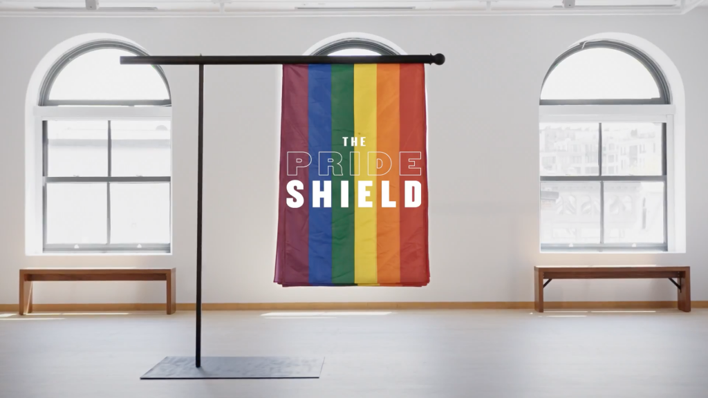 The Pride Shield 12