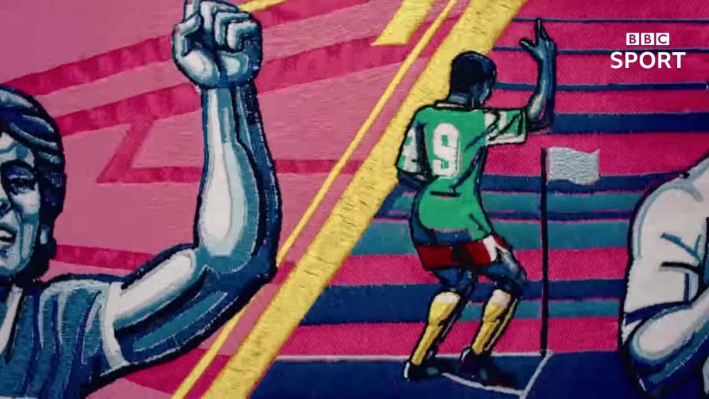 Animacion Copa Mundial de Futbol 2018 6