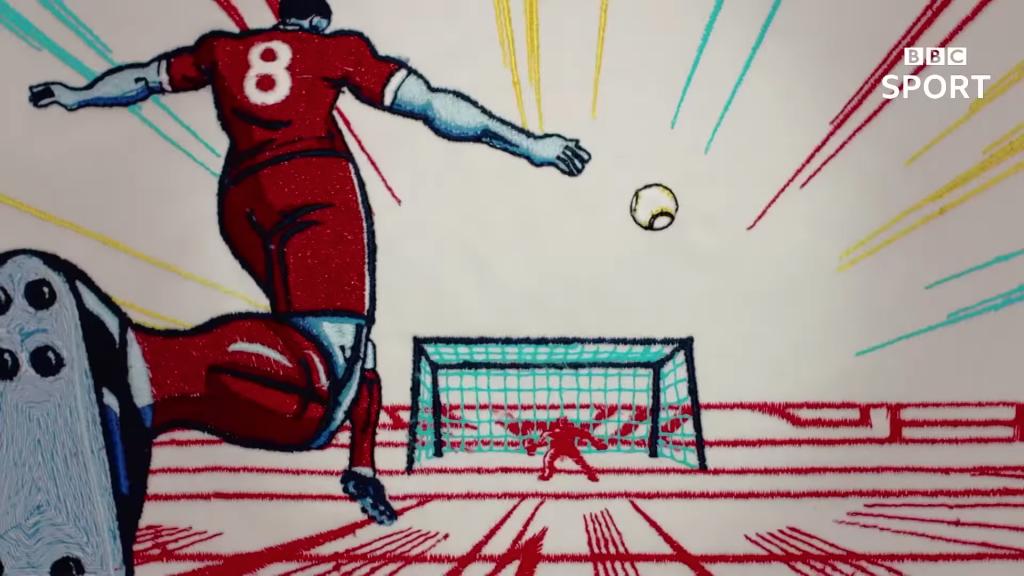 Animacion Copa Mundial de Futbol 2018 9