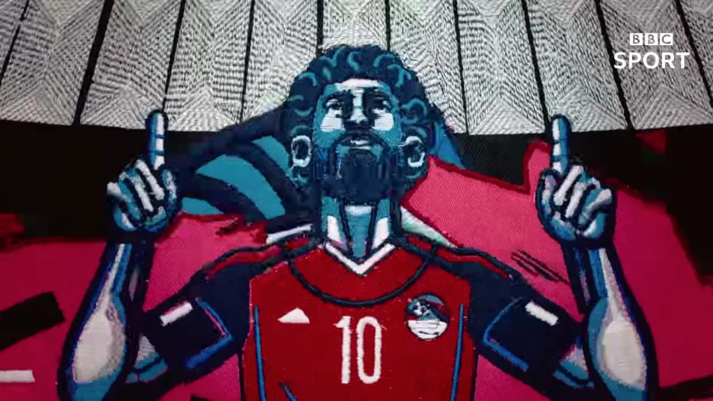 Animacion Copa Mundial de Futbol 2018 14
