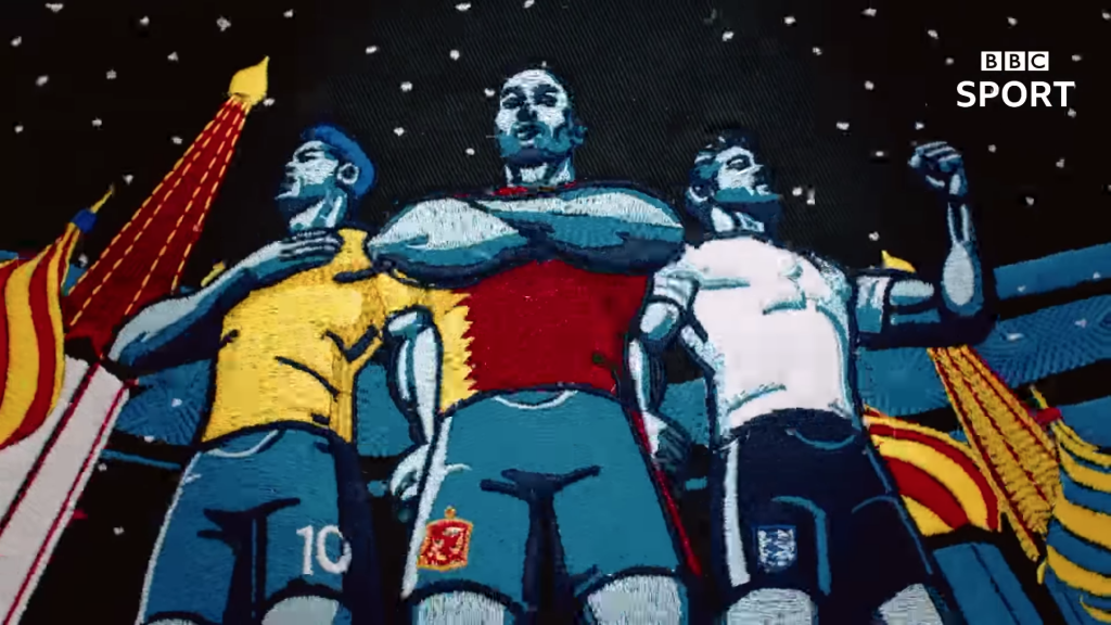 Animacion Copa Mundial de Futbol 2018 16
