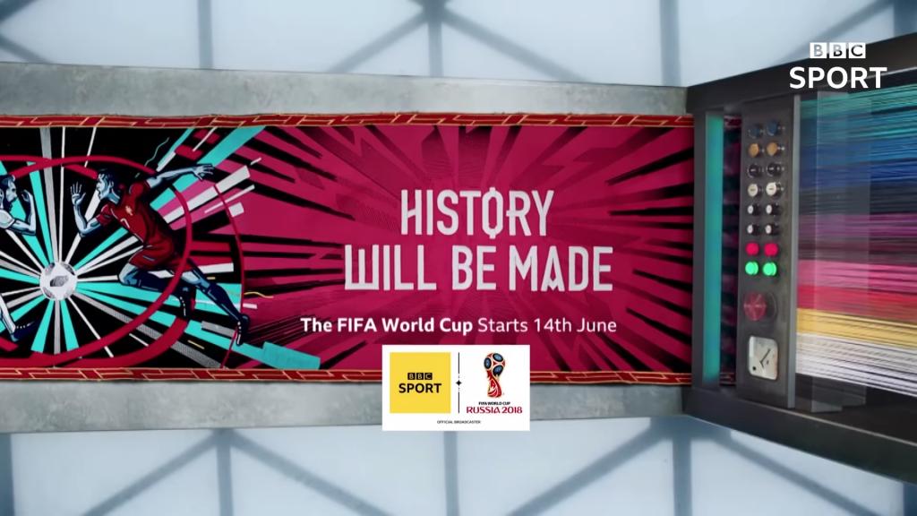 Animacion Copa Mundial de Futbol 2018 19
