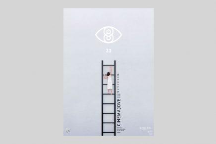 Se desvela el diseño del cartel para Cinema Jove 2018