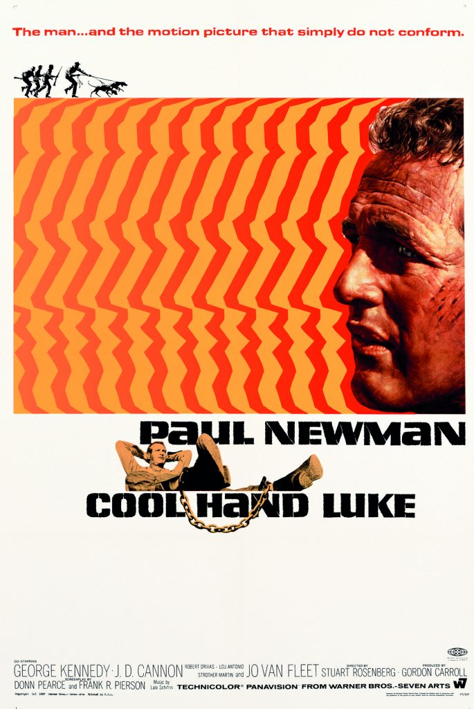 Cool Hand Luke portada de Bill Gold