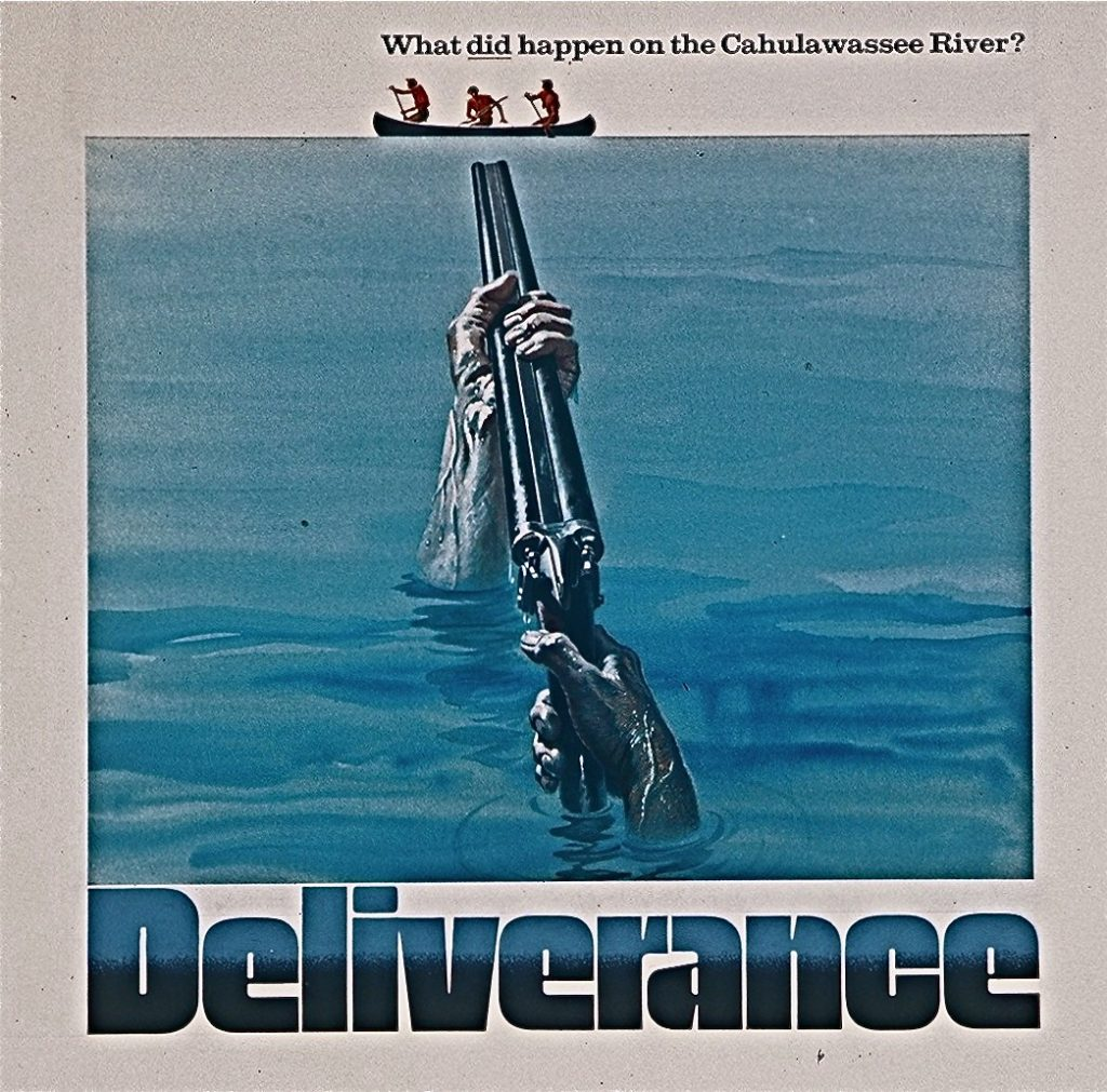 Deliverance portada de Bill Gold