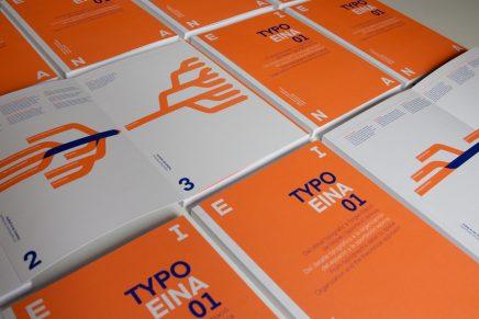 TYPOEINA01: Del detalle tipográfico a la organización del espacio y la aportación teórica