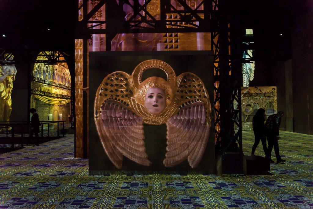 Gustav Klimt Atelier des Lumieres 10