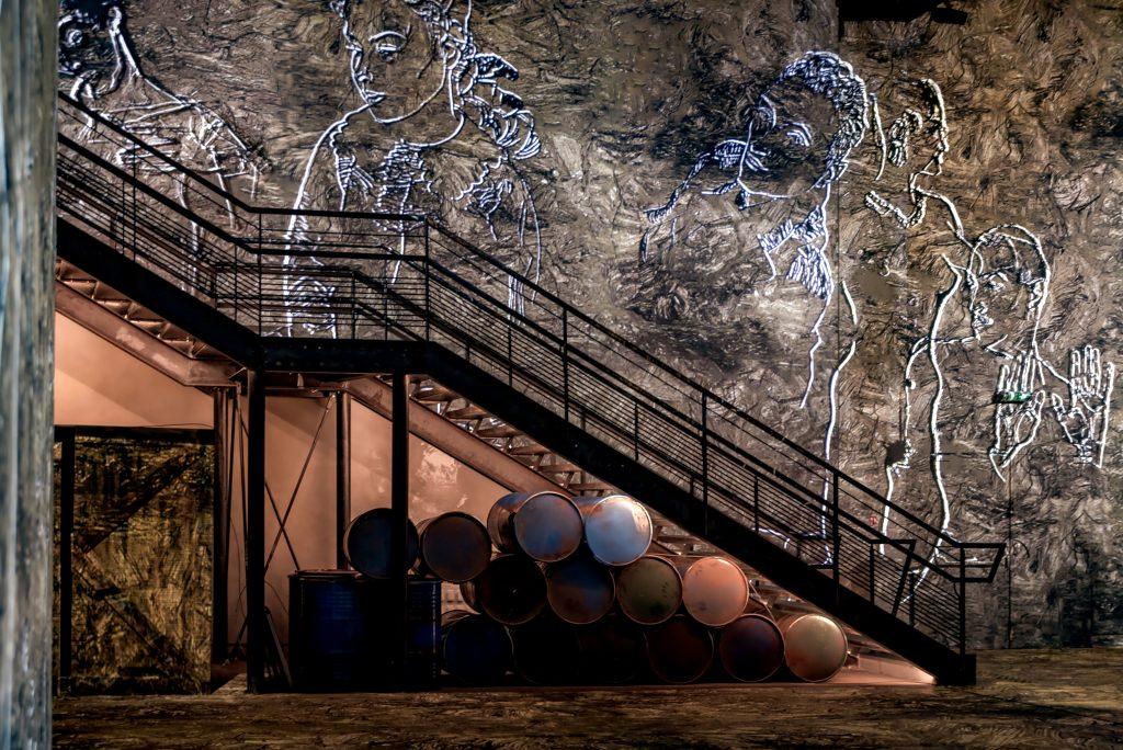 Gustav Klimt Atelier des Lumieres 2
