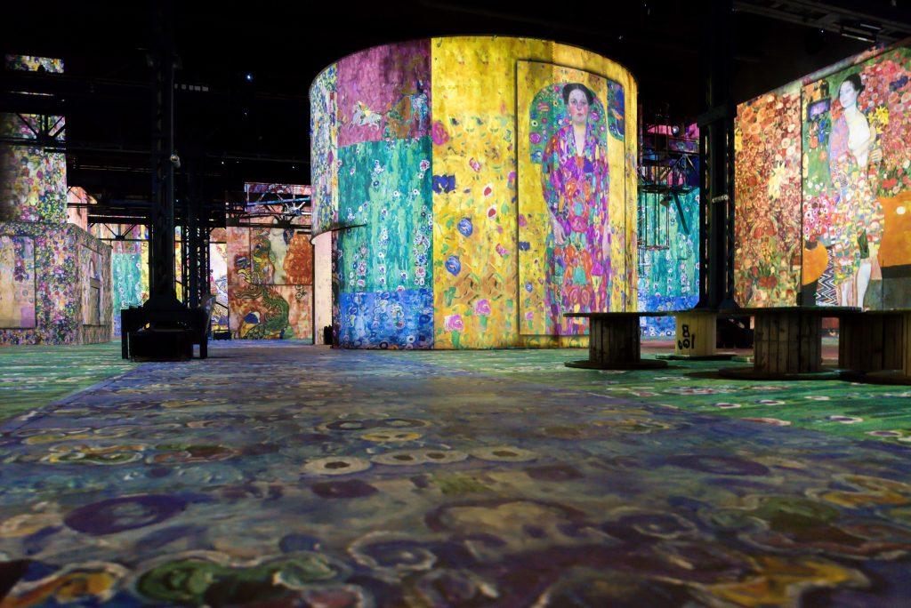 Gustav Klimt Atelier des Lumieres 3
