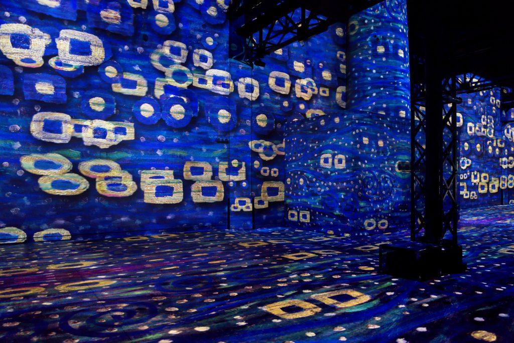 Gustav Klimt Atelier des Lumieres 4