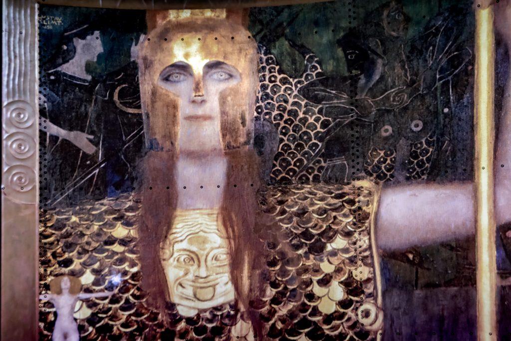 Gustav Klimt Atelier des Lumieres 5