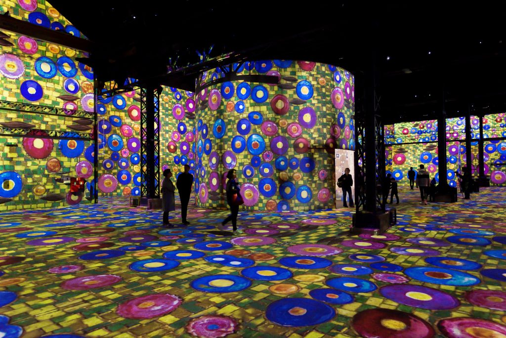 Gustav Klimt Atelier des Lumieres 8