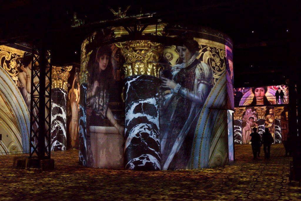 Gustav Klimt Atelier des Lumieres 9